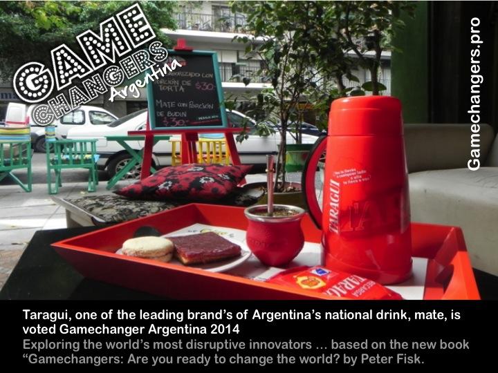 Gamechangers Argentina Taragui