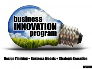 Business Innovation Programme by Peter Fisk May 2015