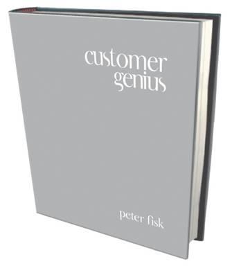 Customer Genius Book 3D