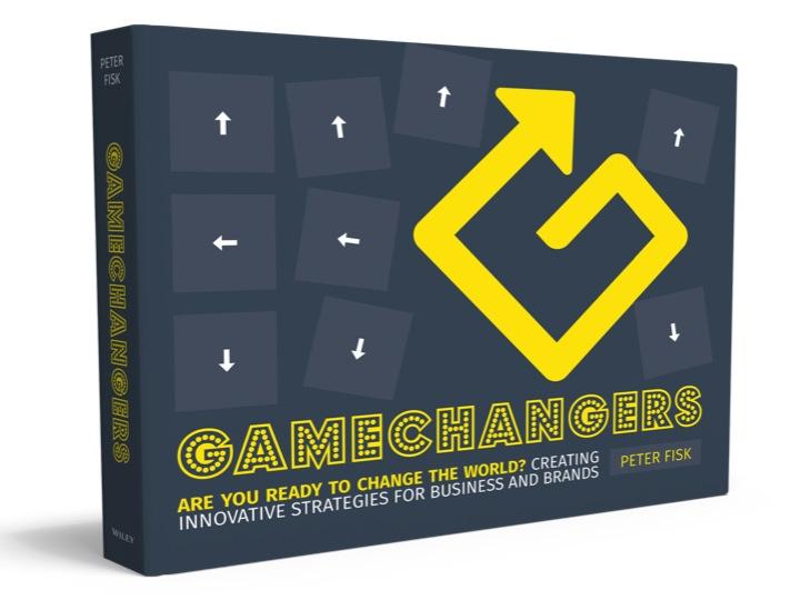 Gamechangers book cover